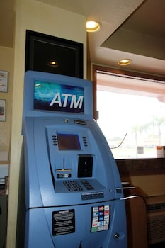 Econo Lodge Inn & Suites Maingate Central - ATM/Banking On site  - #0