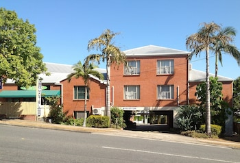 綠坡汽車旅館 Greenslopes Motor Inn