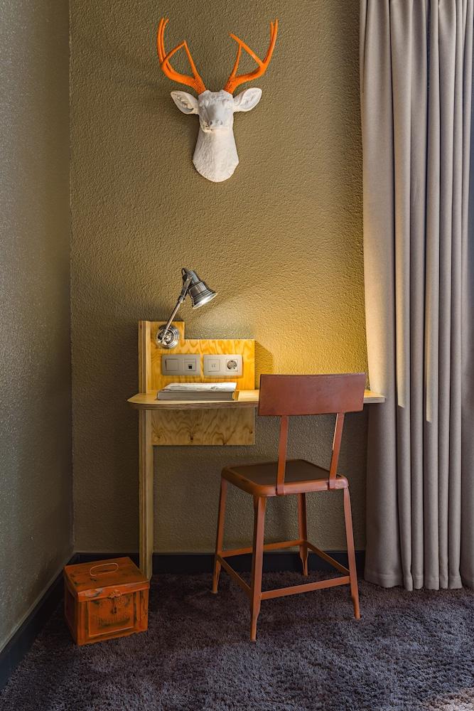 르 레퓨지 데 에글론(Hôtel Le Refuge des Aiglons) Hotel Image 9 - Guestroom