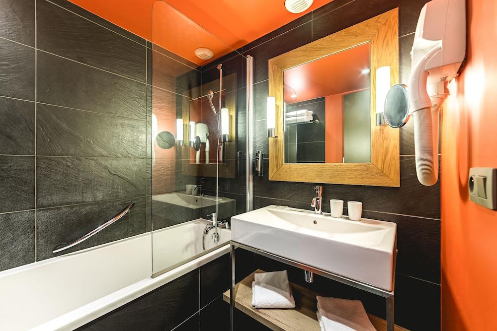 르 레퓨지 데 에글론(Hôtel Le Refuge des Aiglons) Hotel Image 32 - Bathroom