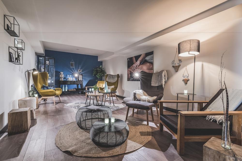 르 레퓨지 데 에글론(Hôtel Le Refuge des Aiglons) Hotel Image 26 - Living Area