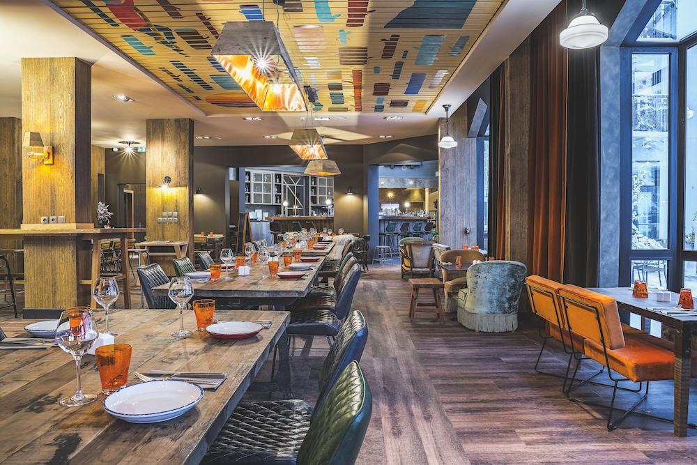 르 레퓨지 데 에글론(Hôtel Le Refuge des Aiglons) Hotel Image 48 - Restaurant