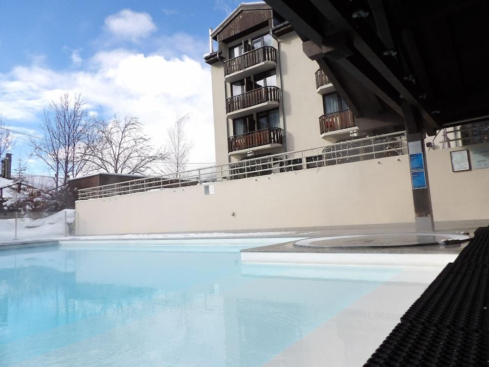 르 레퓨지 데 에글론(Hôtel Le Refuge des Aiglons) Hotel Image 73 - Porch