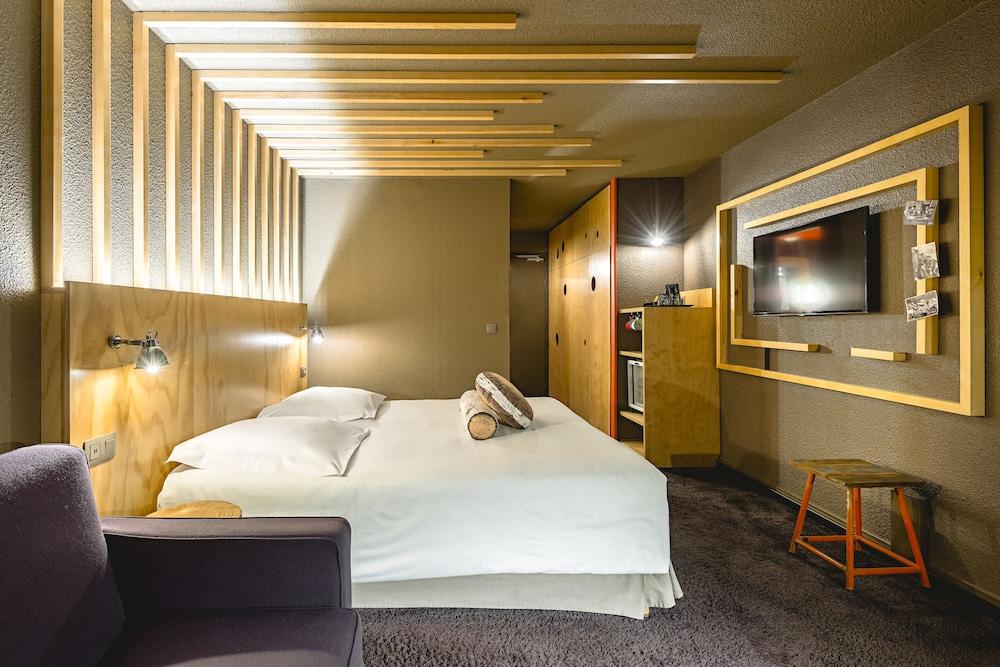 르 레퓨지 데 에글론(Hôtel Le Refuge des Aiglons) Hotel Image 24 - Guestroom
