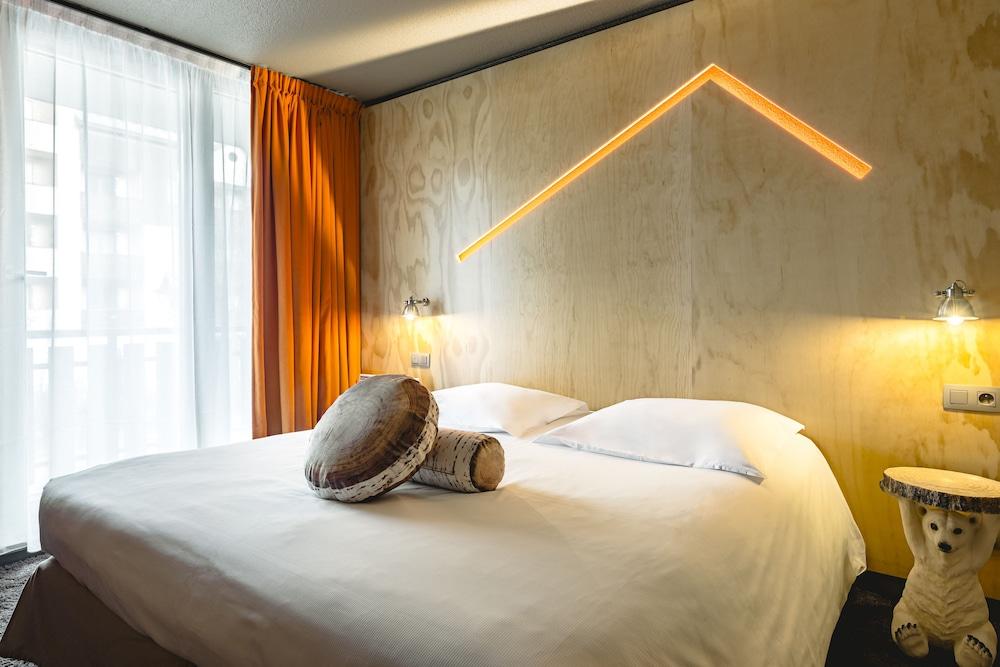 르 레퓨지 데 에글론(Hôtel Le Refuge des Aiglons) Hotel Image 14 - Guestroom