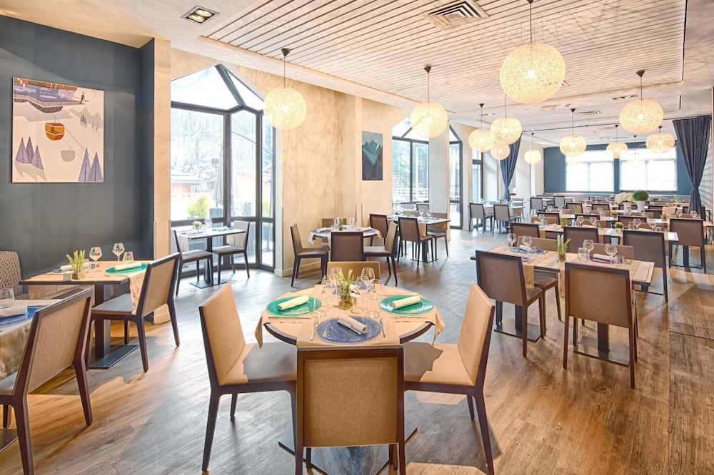 르 레퓨지 데 에글론(Hôtel Le Refuge des Aiglons) Hotel Image 49 - Food Court