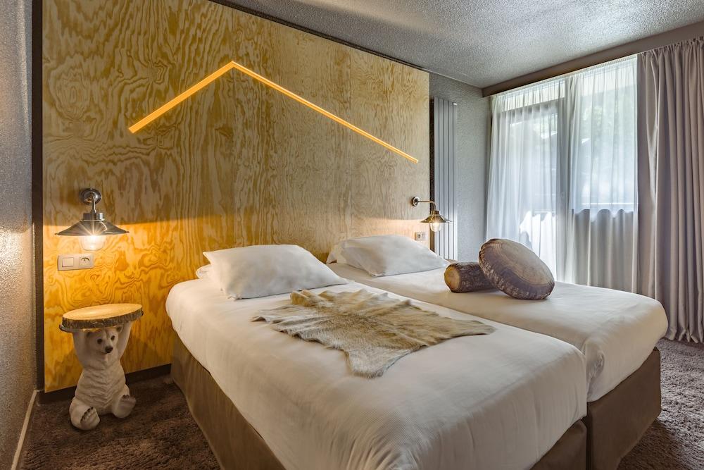 르 레퓨지 데 에글론(Hôtel Le Refuge des Aiglons) Hotel Image 15 - Guestroom