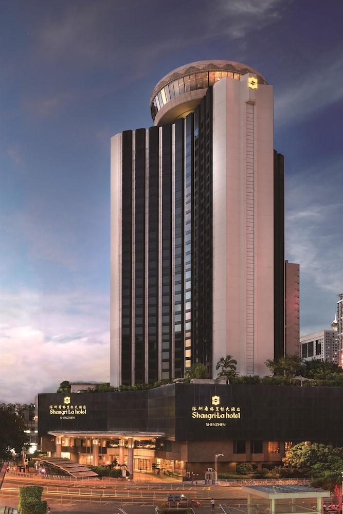 シャングリラ ホテル、深セン (深セン香格里拉大酒店)