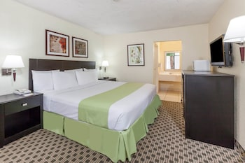 Suite, 1 King Bed, Non Smoking, Hot Tub (One-Bedroom)