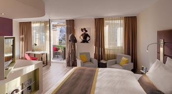 Hotel - Hotel Indigo Düsseldorf - Victoriaplatz