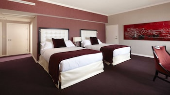 Intercontinental, Club Room, 2 Double Beds