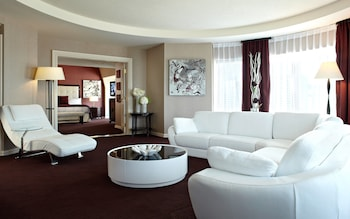Presidential Suite, 1 King Bed