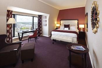 Intercontinental, Club Room, 1 King Bed