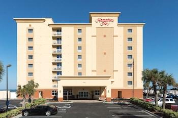 代托納比奇海灘海濱歡朋飯店 Hampton Inn Daytona Beach/Beachfront