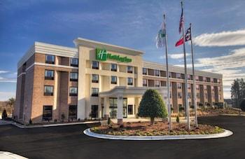 格林斯伯勒體育場假日飯店 - IHG 飯店 Holiday Inn Greensboro Coliseum, an IHG Hotel