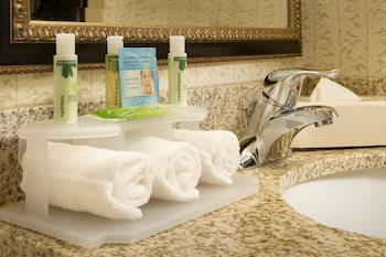 In-Room Amenity at Holiday Inn Express Fairfax - Arlington Boulevard in Fairfax