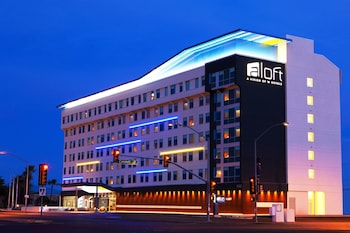 Hotel - Aloft Tucson University