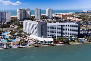 Hotel - Clearwater Beach Marriott Suites on Sand Key