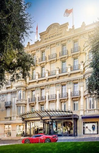 . Hôtel Hermitage Monte-Carlo