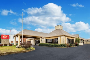 諾福克海軍車站生態小屋旅館 Econo Lodge Naval Station Norfolk