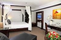 Executive Double or Twin Room, Smoking, City View