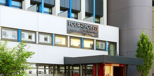 . Four Points By Sheraton Munich Central