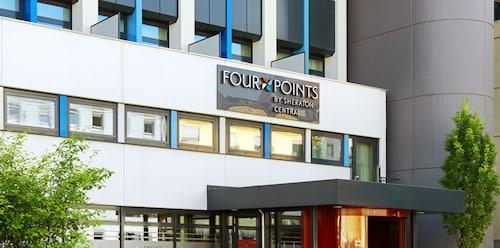 Monachium - Four Points By Sheraton Munich Central - z Warszawy, 1 kwietnia 2021, 3 noce