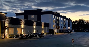列治文市度假貝斯特韋斯特頂級飯店 Best Western Premier Richmond City Gateway
