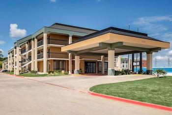 沃斯堡牧場主人的凱藝飯店和套房 The Cattle Baron's Quality Inn Hotel & Suites Ft Worth