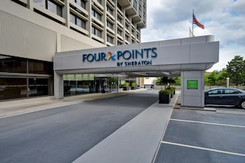 波士頓牛頓喜來登福朋飯店 Four Points by Sheraton Boston Newton