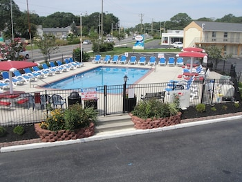 Hotel - Econo Lodge Somers Point