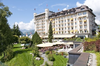 Hotel - Gstaad Palace