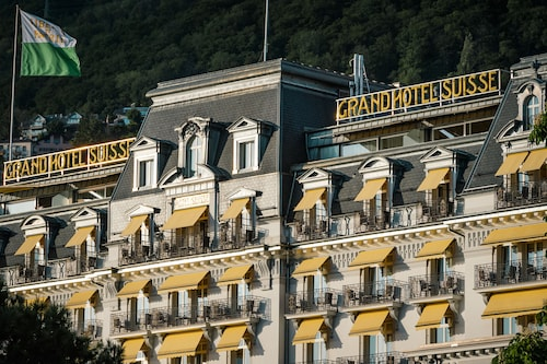 __{offers.Best_flights}__ Grand Hotel Suisse Majestic, Autograph Collection
