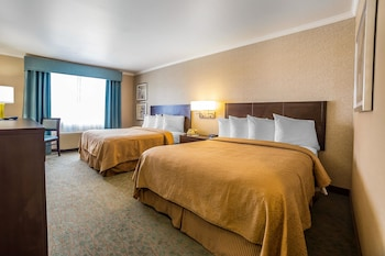 Salt Lake City Vacations - Quality Inn - Property Image 1