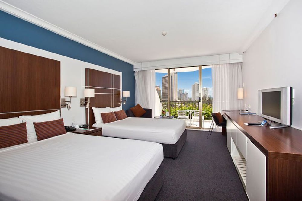 만트라 온 뷰 호텔(Mantra on View Hotel) Hotel Image 4 - Guestroom