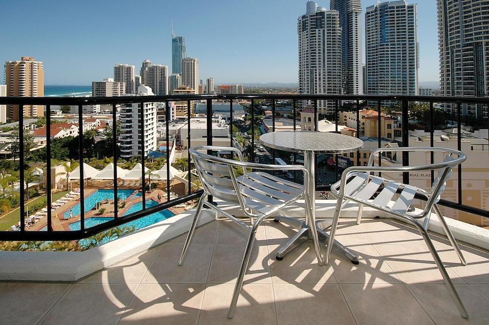 만트라 온 뷰 호텔(Mantra on View Hotel) Hotel Image 6 - Balcony