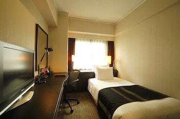 スタンダード ルーム シングルベッド 1 台 禁煙|ANAクラウンプラザホテル福岡