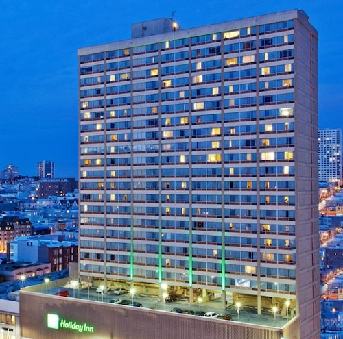 San Francisco (CA) - Holiday Inn Golden Gateway - z Warszawy, 18 marca 2021, 3 noce