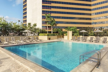 奧蘭多市區希爾頓逸林酒店 DoubleTree by Hilton Orlando Downtown