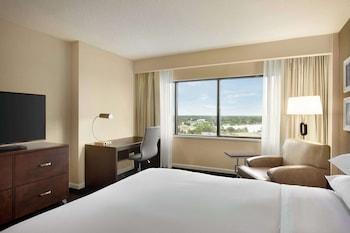 Room, 1 King Bed, View (High Floor)