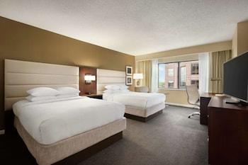 Room, 2 Queen Beds, View (High Floor)