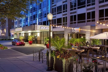 華盛頓特區正式聯絡優特爾飯店 YOTEL Washington DC formally Liaison