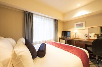 ルーム クイーンベッド 1 台 禁煙|18㎡|ANAクラウンプラザホテル広島
