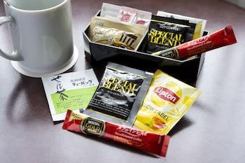CROWNE PLAZA ANA HIROSHIMA Coffee and/or Coffee Maker