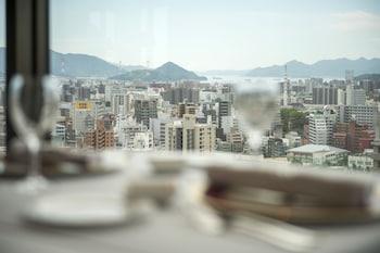 CROWNE PLAZA ANA HIROSHIMA View from Property