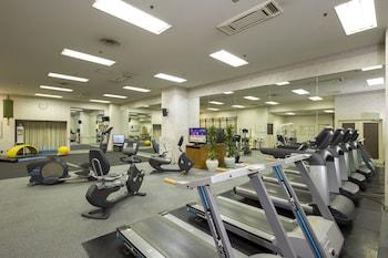 CROWNE PLAZA ANA HIROSHIMA Fitness Facility