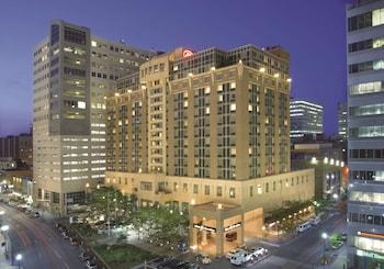 哈里斯堡希爾頓飯店 Hilton Harrisburg