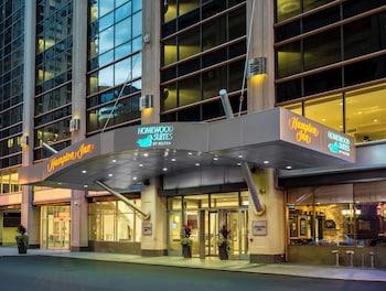 芝加哥市區華麗一英里歡朋飯店 Hampton Inn Chicago Downtown/Magnificent Mile