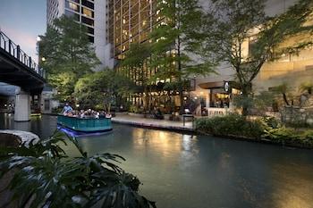 聖安東尼奧河畔步道凱悅攝政飯店 Hyatt Regency San Antonio Riverwalk