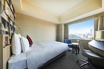 スタンダード ルーム ダブルベッド 1 台 禁煙|ANAクラウンプラザホテル金沢